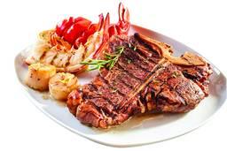 T-Bone or Porterhouse Steaks