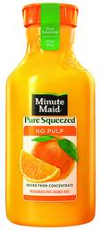 Minute Maid Pure Squeezed Orange Juice