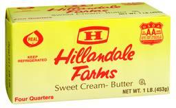 Hillandale Butter Quarters