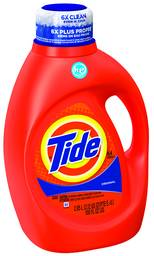 Tide 2X Liquid Laundry Detergent