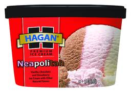 Hagan Premium Ice Cream or Frozen Yogurt