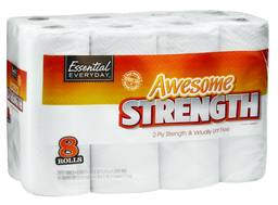 Essential Everyday Awesome Paper Towels