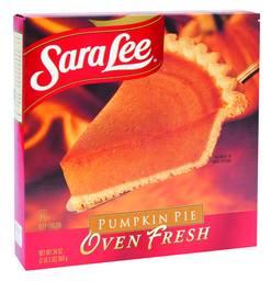 Sara Lee Fruit Pies