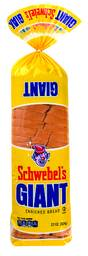 Schwebel's Giant White Bread