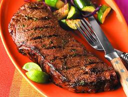 Boneless New York Strip Steaks