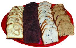 Sliced Loaf Cakes